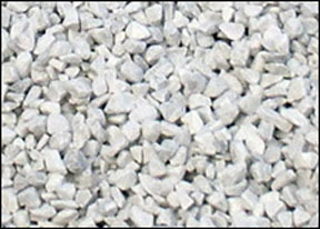 Bulk products for White gravel landscaping